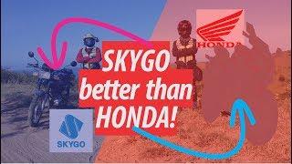 SKYGO IS BETTER THAN HONDA!