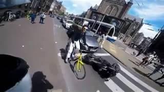 МЕГА сборник мото аварий июнь 2017 MEGA compilation motorcycle crash June 2017