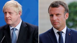 video: Brexit latest news: Boris Johnson set for showdown in Paris as allies say meeting with President Macron will be a 'discussion'