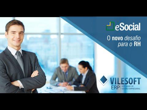 Imagem eSocial Plano de Voo - Vilesoft