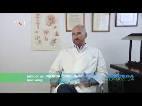 Supozitorija za liječenje prostatitisa i prostate adenom prostatilen