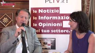 Intervista a Cirasola all'Italy Protection Forum 02.04.2014