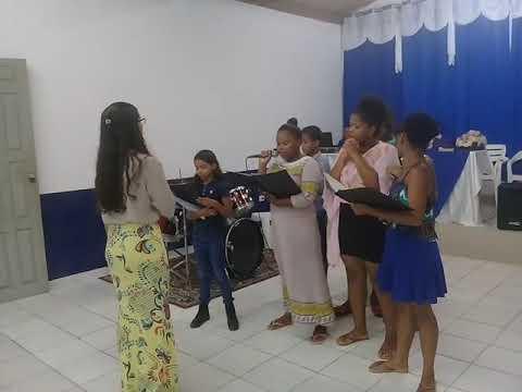 Grupo jovens geraçãoadoradoresADMadureira boa vista do tupim na Bahia