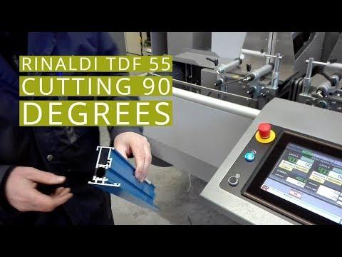 Rinaldi TDF 55 Crosscut Saw
