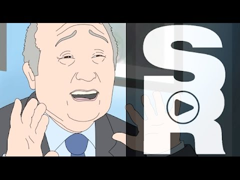 FIFA parody - Did Sepp Blatter finally retire??