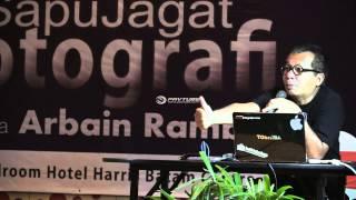 preview picture of video 'Kepri Foto - Sapu Jagat Fotografi Arbain Rambey 4'
