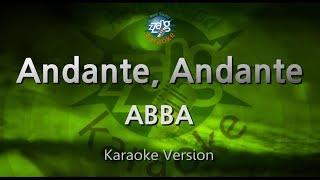 ABBA Andante, Andante (Melody) (Karaoke Version) [ZZang KARAOKE]