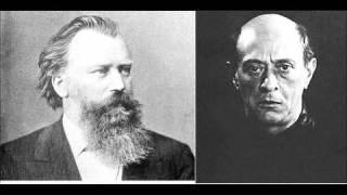 Brahms, Piano Quartet op.25, Orch. Schoenberg. IV Rondo alla zingarese