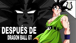 Especial: La HISTORIA Después De Dragon Ball GT - Dragon Ball Super