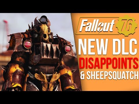 "Fallout 76's First DLC ""Dungeon"" is here...its disappointing"