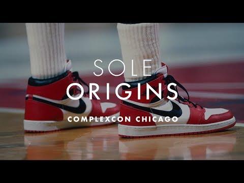 PJ Tucker and Marcus Jordan Talk the History of Air Jordans   Sole Origins