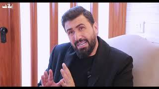 خالد القيش يتحدث لإيلاف عن أعماله الرمضانية وسبب مغادرته مسلسل هند خانم