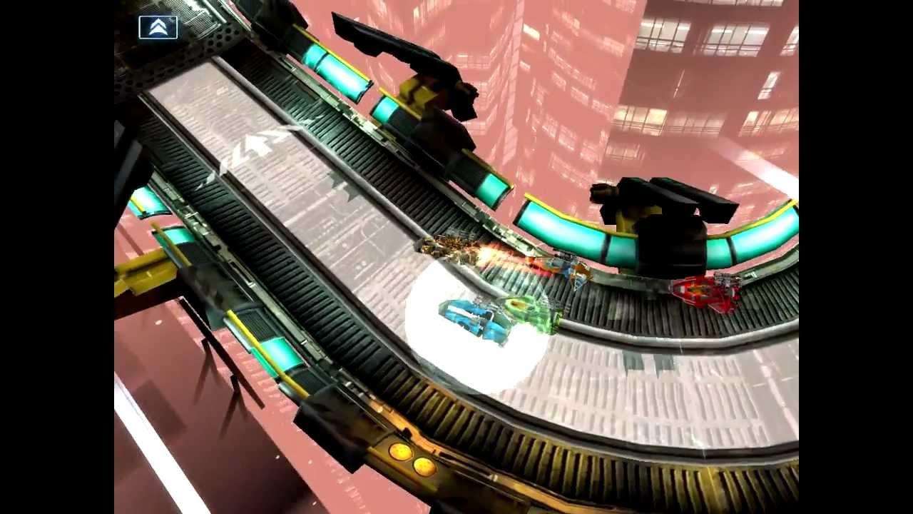 Unreal Engine 3 Makes These Hot Wheels Look Downright Menacing