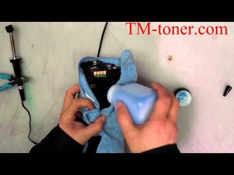 How to refill Samsung,CLP-4115n, CLP-415NW, CLX-4195FW Toner cartridges