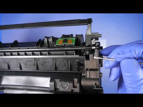HOW TO REFILL HP Q5949A 49A Q5949X 49X Q7553A 53A Q7553X 53X CANON715 315 308 TONER CARTRIDGE
