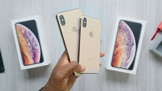 Gold Apple iPhone Xs / Apple iPhone Xs Max Unboxing!