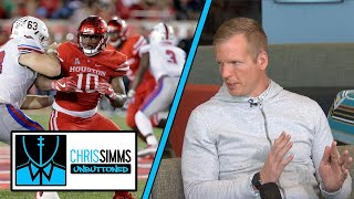 Ed Oliver on Aaron Donald comparisons, 2019 NFL Draft | Chris Simms Unbuttoned | NBC Sports