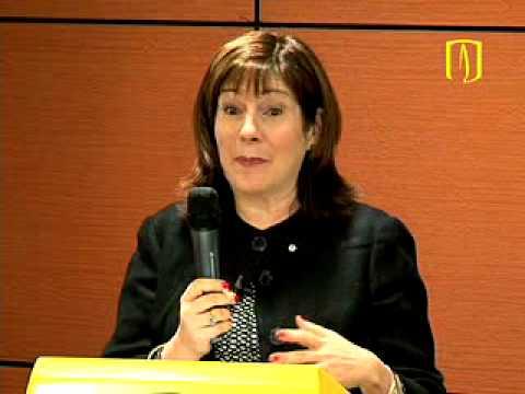 Veure vídeoSíndrome de Down: Diane Richler -Mensaje de bienvenida