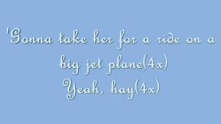Angus & Julia Stone - Big Jet plane(Official Lyrics)