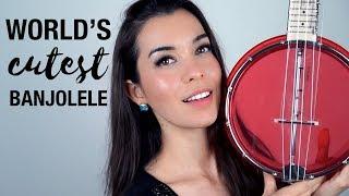 BANJOLELE! - Gold Tone Banjo Ukulele Review