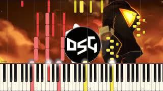 Teminite   Ascent Piano Tutorial Synthesia