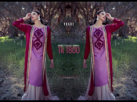 a89b365dba Designer Tunics at Tk 1800 - Dec 2018 Collection |Fashion Videos & Bd Dress  Collection |Vogue By Prince