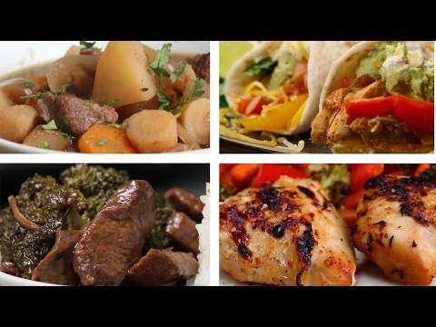 Video 6 Slow Cooker Meals