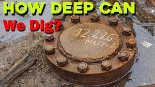 The Deepest Hole Known To Man Goes So Far Down Nobody Even Knows What's At The Bottom #INSIDE FACTS