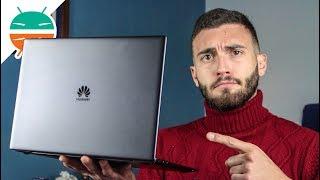 RECENSIONE Huawei MateBook X Pro: Viva La Produttività