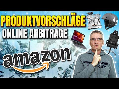 Online Arbitrage - Produktvorschläge automatisch finden | #315 | AMZPro