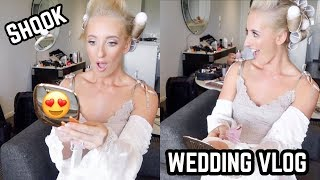 CLIENT WEDDING VLOG #24 💍