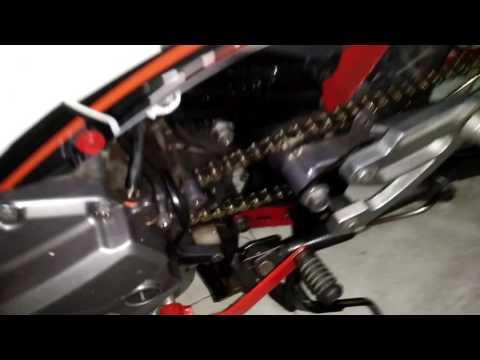 Video Jupiter Z1 Road Race Full Modif
