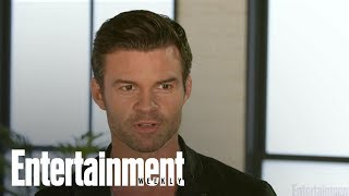 The Originals Daniel Gillies Dishes On Playing Elijah & Teases Series Finale | Entertainment Weekly