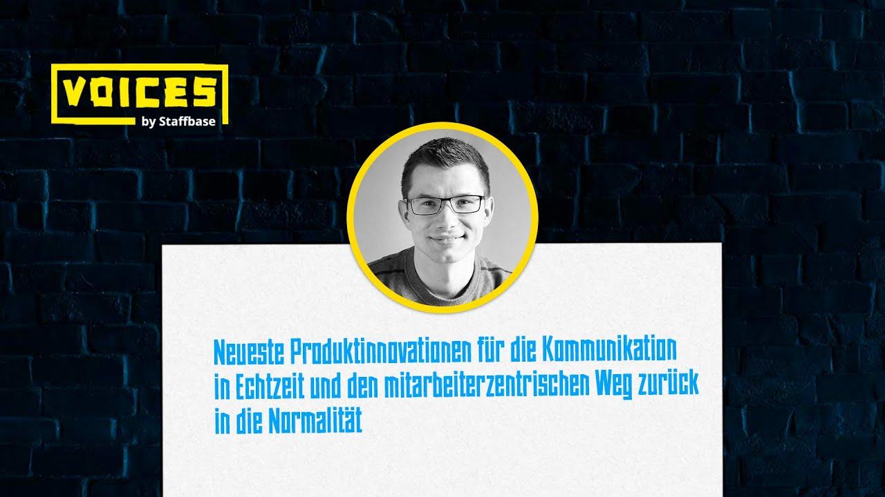 Mit Produktinnovationen in die neue Normalität | Patrick Rudolph