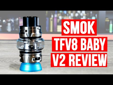 YouTube Video zu SMOK TFV8 Baby V2 Verdampfer 5 ml