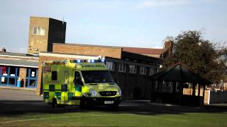 preview picture of video 'Air Ambulance at Balliol School 6 10 11  2'