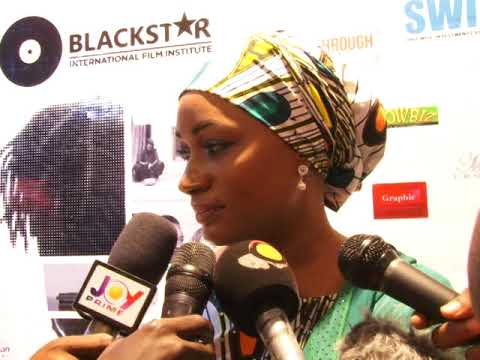 "VIDEO: ""Learn from the foreign movie industries"" - Samira Bawumia"