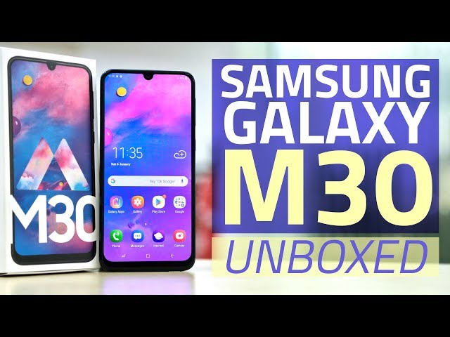 Samsung Galaxy M30 to Go on Sale for Second Time on March 12