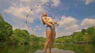 360 Video Booth - Hula Hoop Girl - OrcaVue