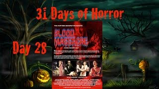 31 Days of Horror | Day 28: Blood Massacre (1988) | Pendulum Pictures