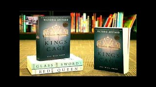King's Cage (Red Queen #3) by Victoria Aveyard Audiobook Full 1/2