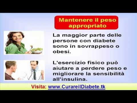 Segni con un aumento degli zuccheri nel sangue