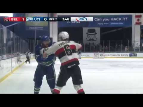 Cole Cassels vs. Andreas Englund