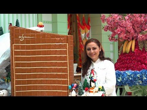 Winter Wonderland by Master Cake Artist Flora Aghababyan