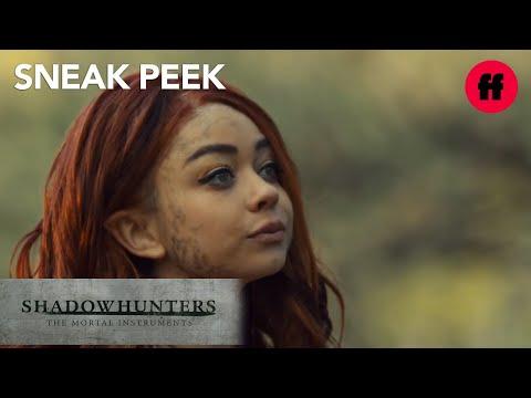 Shadowhunters | Sarah Hyland, The Seelie Queen - Season 2 Sneak Peek | Freeform