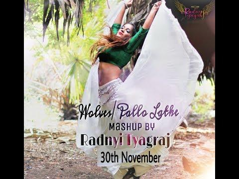 Wolves/Pallo Latke Mashup |Selena Gomez, Marshmello | By Radnyi Tyagraj