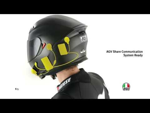 Casco integral AGV K5