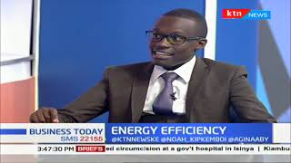How efficient is Kenya's energy sector