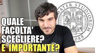 Quale Università scegliere