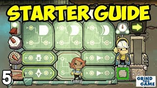 Oxygen Not Included - Tutorial Guide (2018) #5 - Automation Basics - And Gate, Or Gate Smart Battery